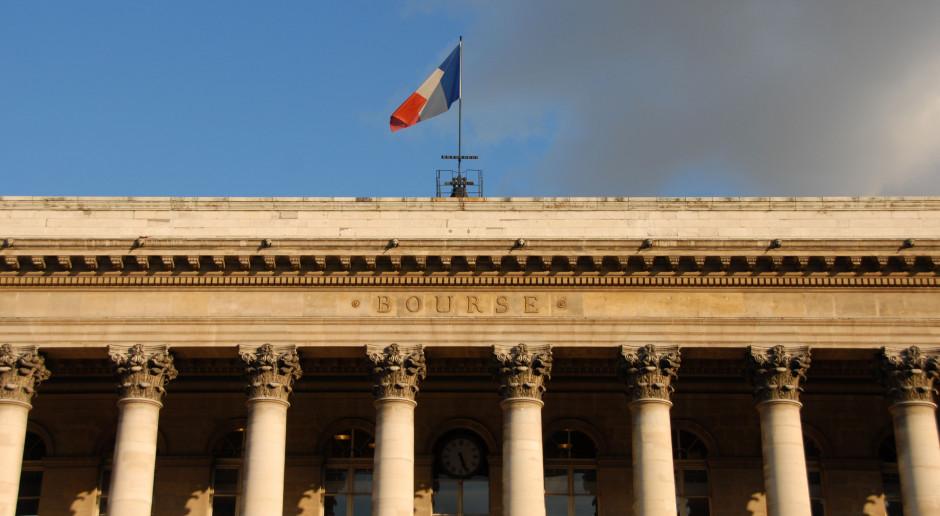 Zamknięcia na giełdach w Europie