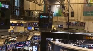 Dotkliwe spadki na Wall Street po obniżce stóp procentowych