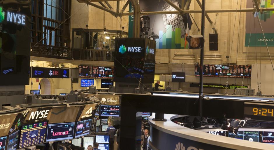 Lekkie wzrosty na Wall Street, najmocniej zyskiwały banki