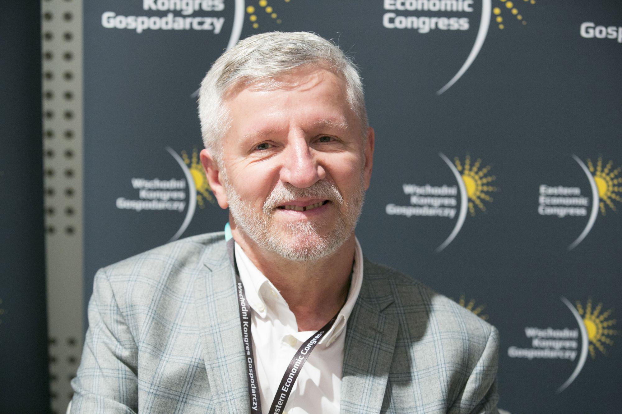 Antoni Zin, dyrektor w Danwood, fot. PTWP