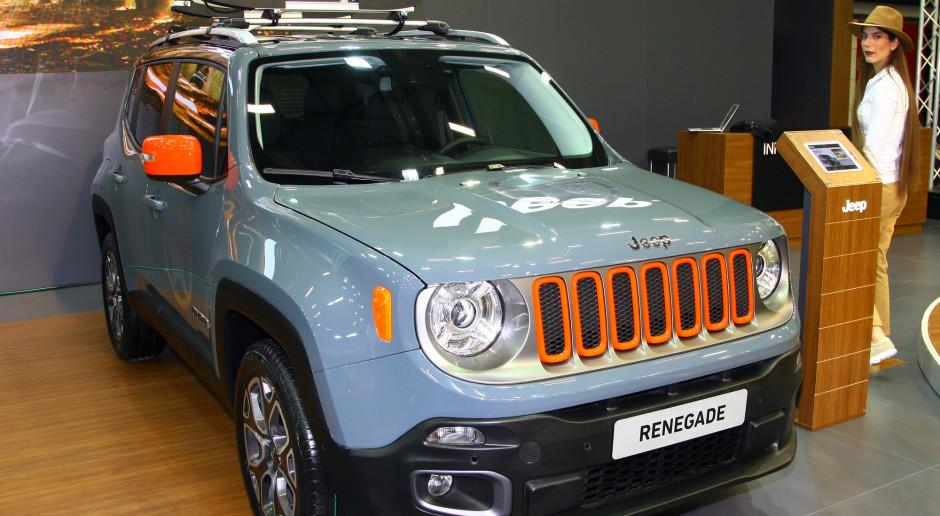 Fiat Chrysler przygotowuje się do produkcji hybrydy plug-in Jeep Renegade
