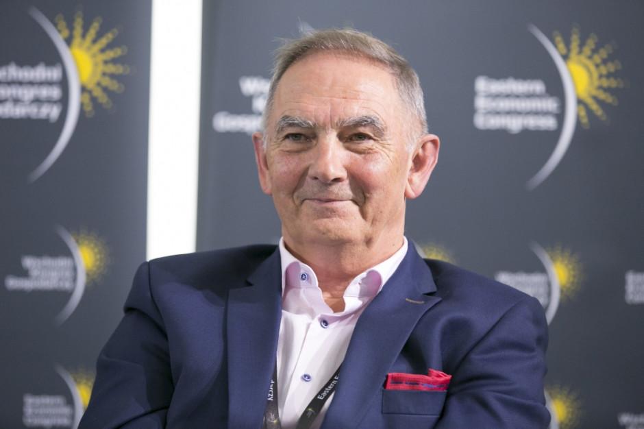 Jan Mikołuszko -przewodniczący rady nadzorczej, Unibep (fot. PTWP)
