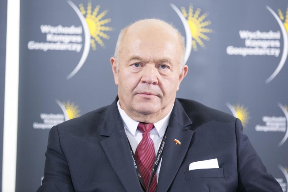 Witold Karczewski - prezes Izby Przemysłowo-Handlowej w Białymstoku (fot. PTWP)