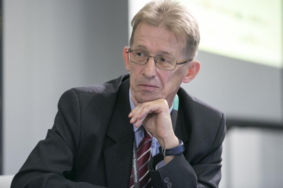 Wojciech Winogrodzki - wiceprezes Podlaskiego Związku Pracodawców Konfederacja Lewiatan (fot. PTWP)