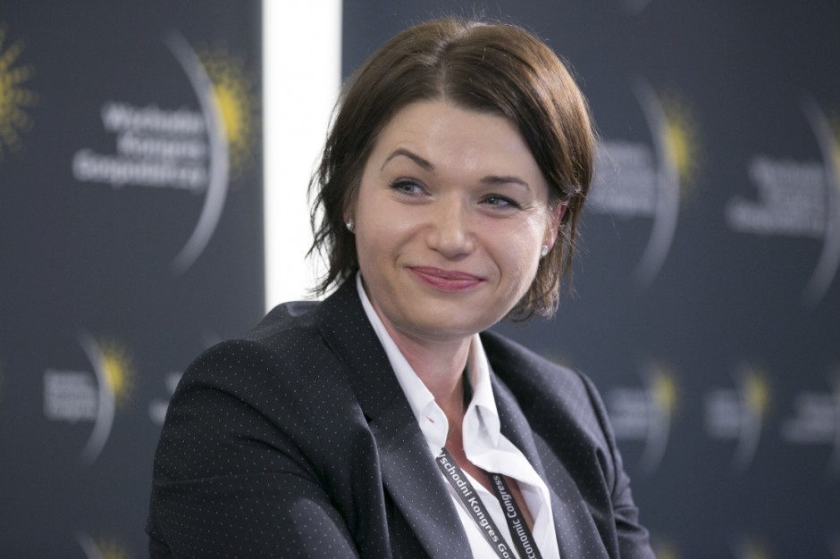 Katarzyna Rutkowska - prezes zarządu AC (fot. PTWP)