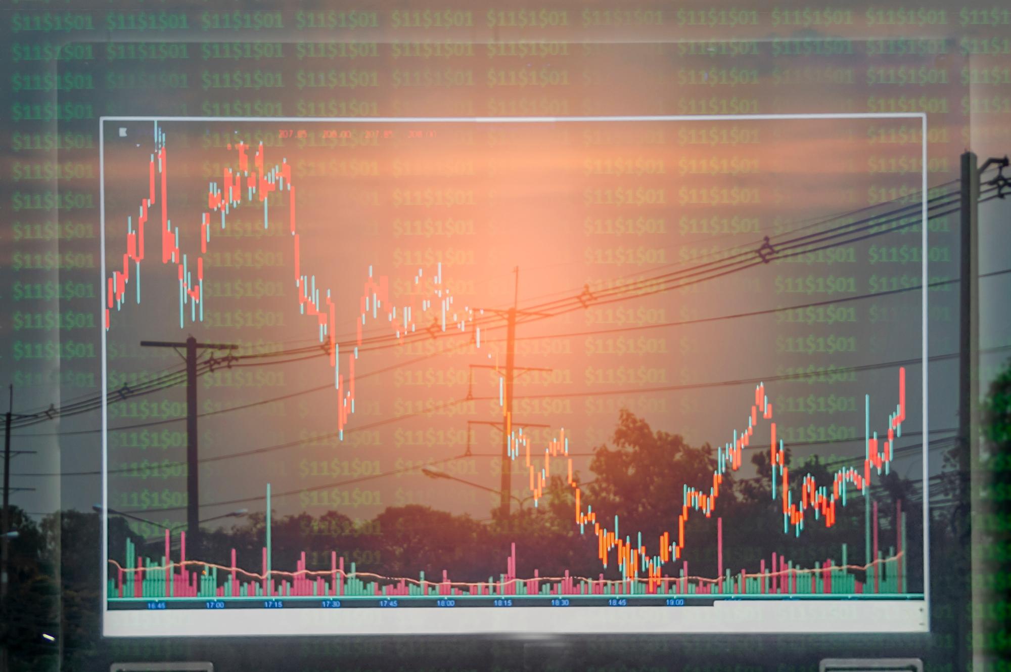 Energia elektryczna na giełdzie (Fot. Shutterstock)
