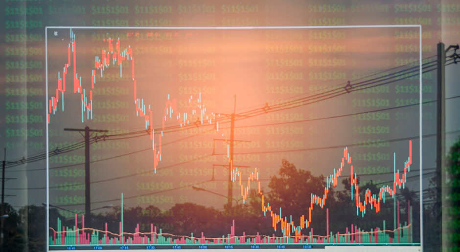 Na rynku terminowym prądu spadek obrotów o 14,9 proc.