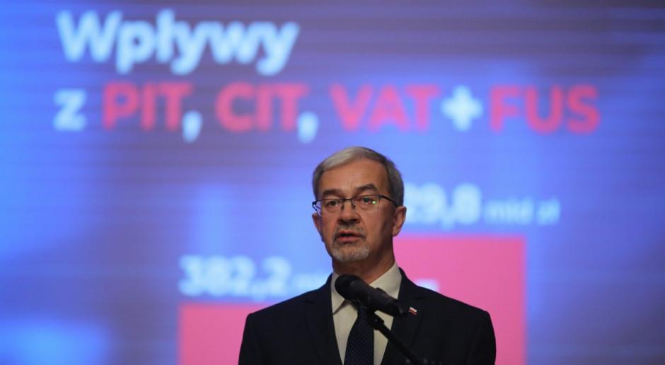 Jerzy Kwieciński: musimy szykować się na czas, kiedy będziemy bogatsi
