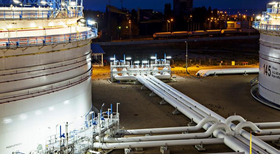 PERN ogłosił przetarg na zaprojektowanie drugiej nitki ropociągu pomorskiego