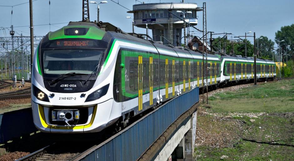 46 mln euro na pociągi dla Warszawy. Jest zgoda Komisji