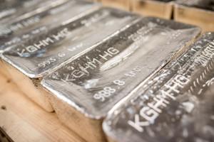 KGHM został największym producentem srebra na świecie