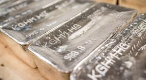 Dobre wyniki KGHM. Pomogła rekordowa produkcja srebra