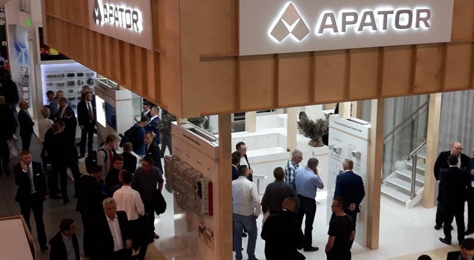 Sąd zarejestrował połączenie spółek zależnych Apatora