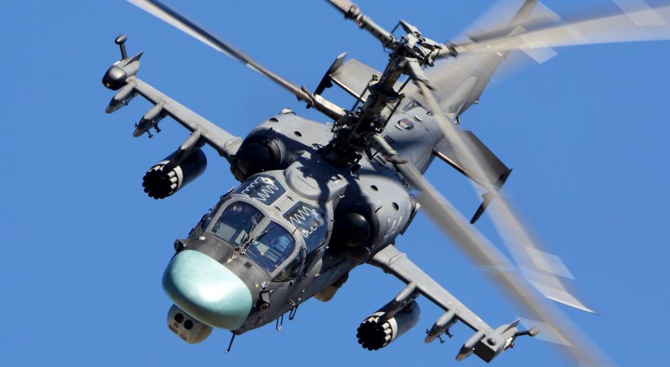 Rosja ma szanse na sprzedaż śmigłowców Ka-52 do Egiptu