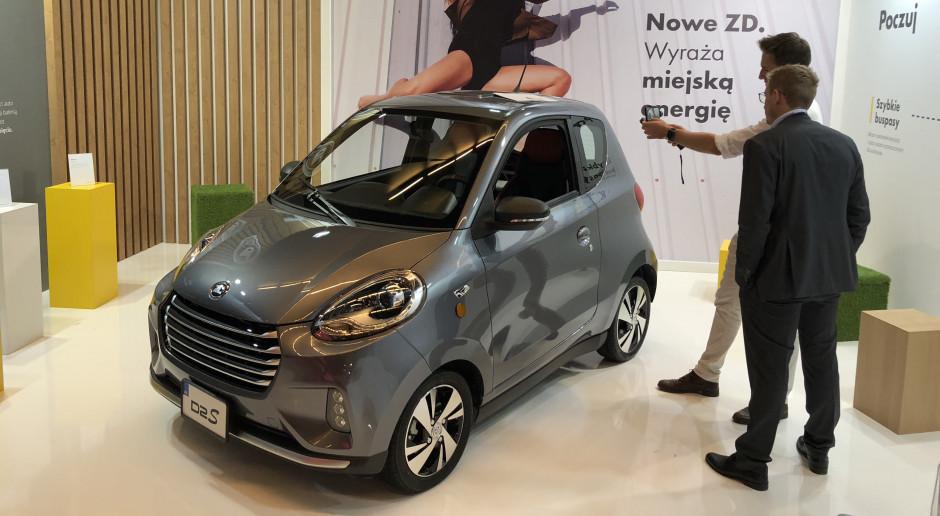 Czy ten maluch dokona rewolucji na polskim rynku aut elektrycznych?