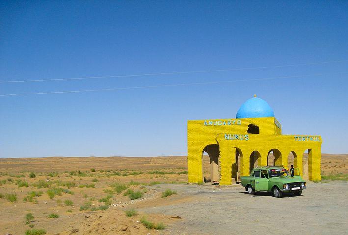 Uzbekistan stawia na turystykę.