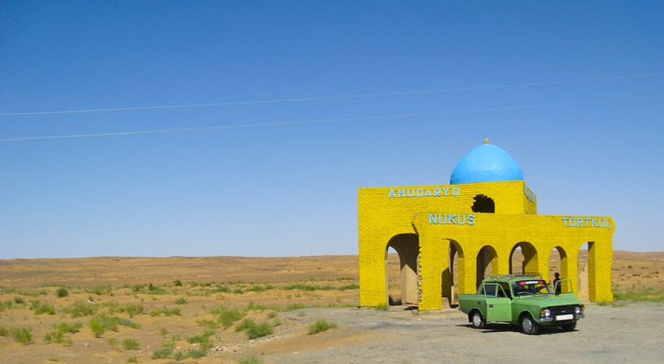 Uzbekistan: inwestycje w ochronę zdrowia