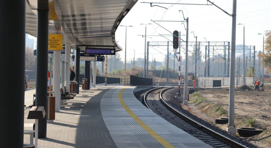 Spory spadek liczby pasażerów na kolei