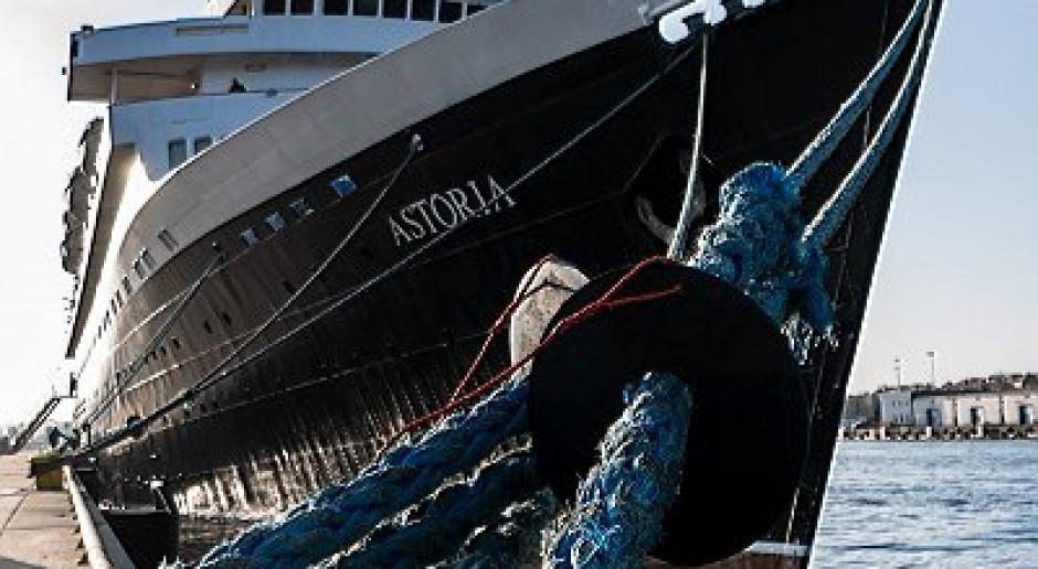 Porty Trójmiasta odwiedziło dużymi statkami 130 tys. turystów