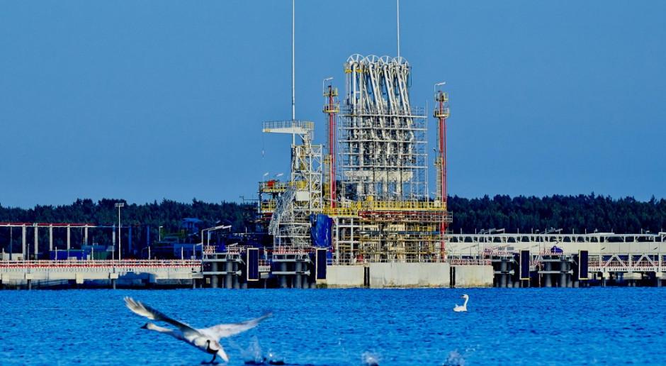 Niemcy otwierają się na amerykański LNG