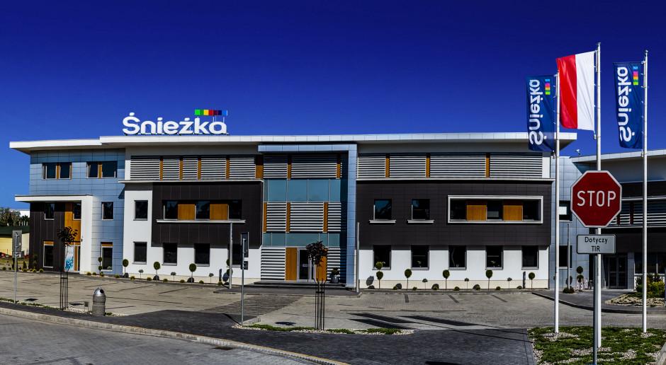Śnieżka, spółka z Dębicy, rządzi na polskim rynku farb i lakierów