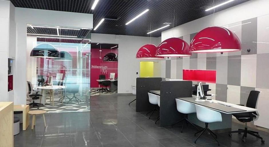 Bank Millennium zwiększył zysk i liczbę klientów