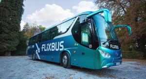 Właściciel FlixBusa zwiększył liczbę pasażerów o kilkadziesiąt procent