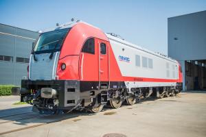 Newag wyprodukował pierwszą lokomotywę Rail Capital Partners