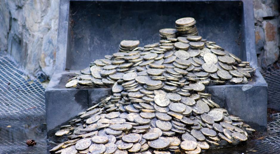 W wyschniętym Dunaju znaleziono skarb