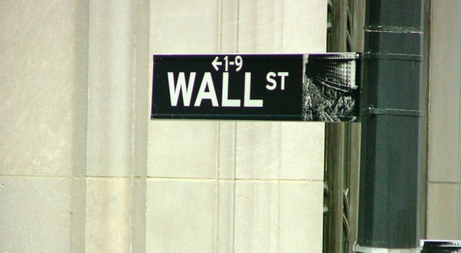 Wall Street kończy tydzień na czerwono