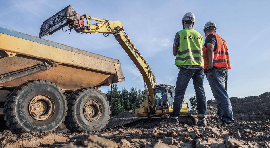 Segment budowlany obniżył wyniki Budimeksu