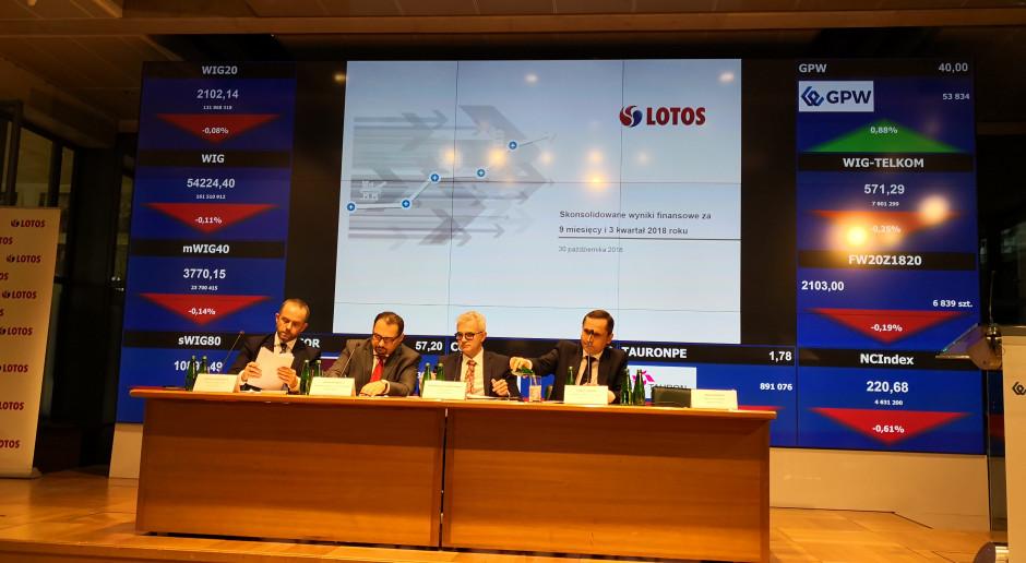 Wiemy, jaka inwestycja Lotosu jest najbardziej prawdopodobna po projekcie EFRA