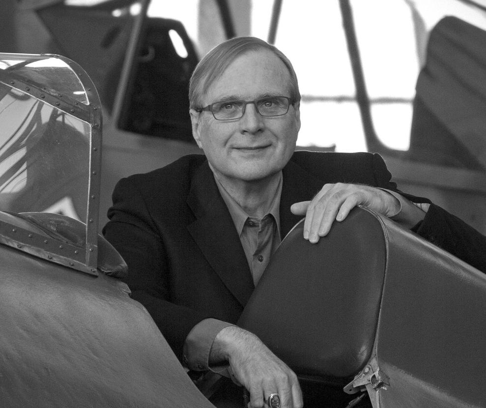Paul Allen (fot. Miles Harris/wikimedia.org/CC BY-SA 3.0)