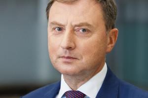 Wojciech Hann zrezygnował z funkcji członka zarządu BGK