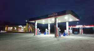 """Liczba stacji benzynowych w Polsce wciąż rośnie. """"Zbliżamy się do stanu faktycznego"""""""
