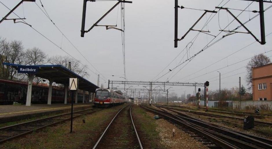 Pociągi sprawniej przejadą przez stację Racibórz