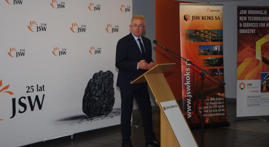 JSW Innowacje z pomysłem utworzenia parku technologicznego