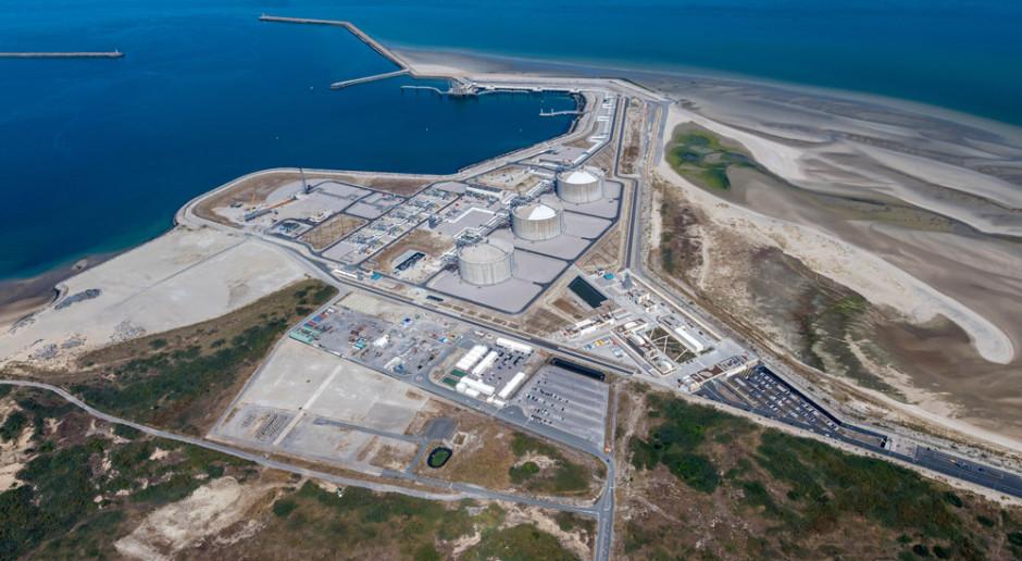 Gazoport Dunkierka LNG za 2,4 mld euro zmienił właścicieli