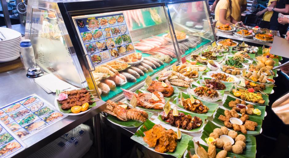 Singapur: rynek rolno-spożywczy