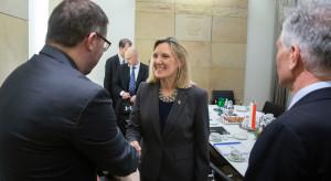 Rozmowy w sprawie pogłębienia współpracy z USA