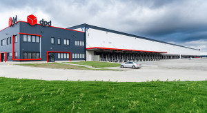 DPD wprowdza nowy model logistyczny w sortowni pod Warszawą