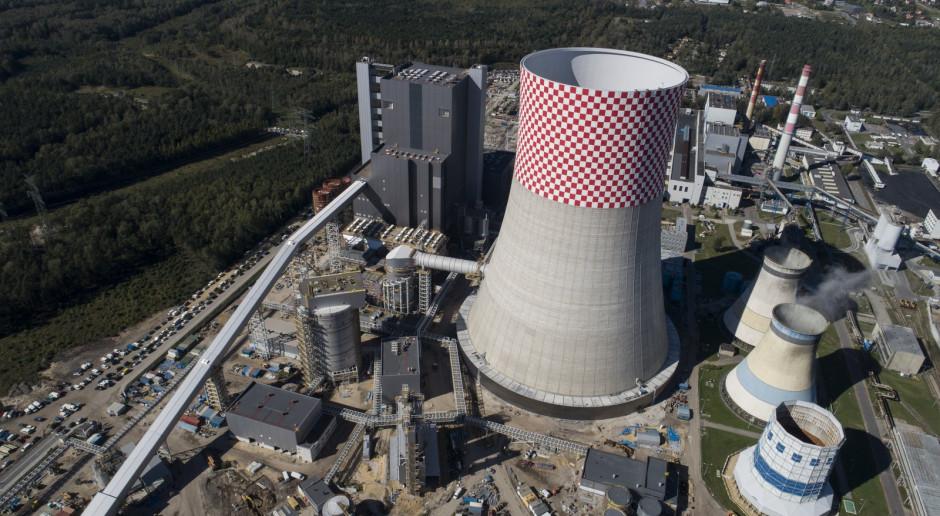 Wykonawca podał nowy termin oddania bloku 910 MW w Jaworznie