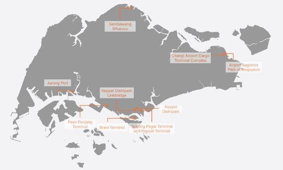 Lokalizacja Stref Wolnego Handlu (Free Trade Zone – FTZ)