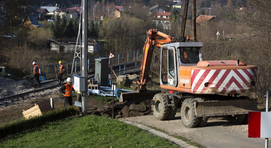 KZN Rail i Wadoma modernizują przejazdy kolejowe na Podkarpaciu