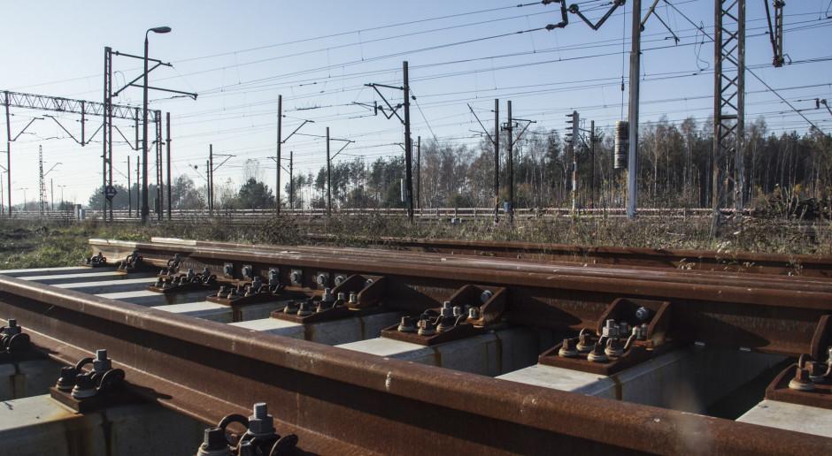 PKP PLK wydłużyły przetarg na fragment trasy Rail Baltica