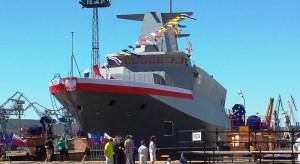 Najdłużej budowany okręt polskiej marynarki wyszedł w morze. To koniec perypetii Ślązaka?