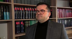 Afera KNF: prawnik znany z nagrania polecony do banku Solorza