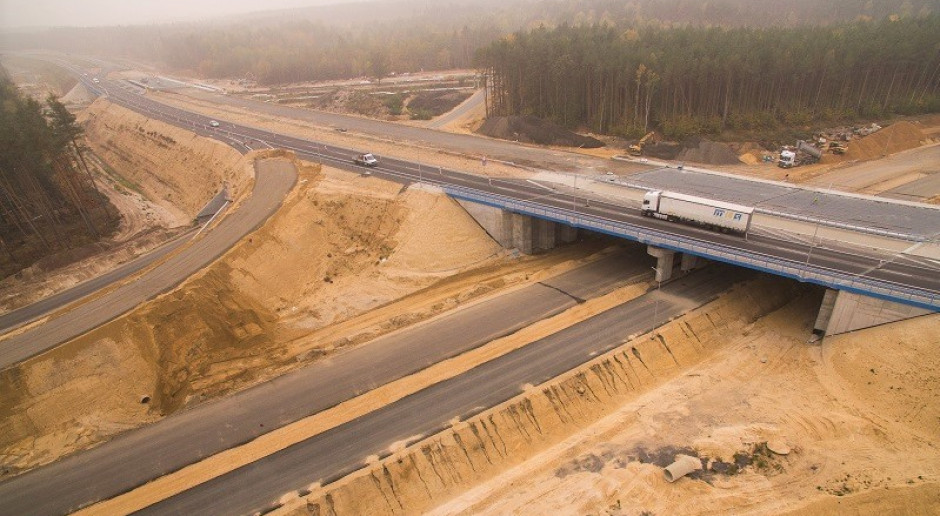 Otwarto oferty na dokończenie drogi ekspresowej S3 po Salini