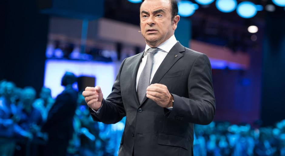 Nissan i Carlos Ghosn ukarani w USA