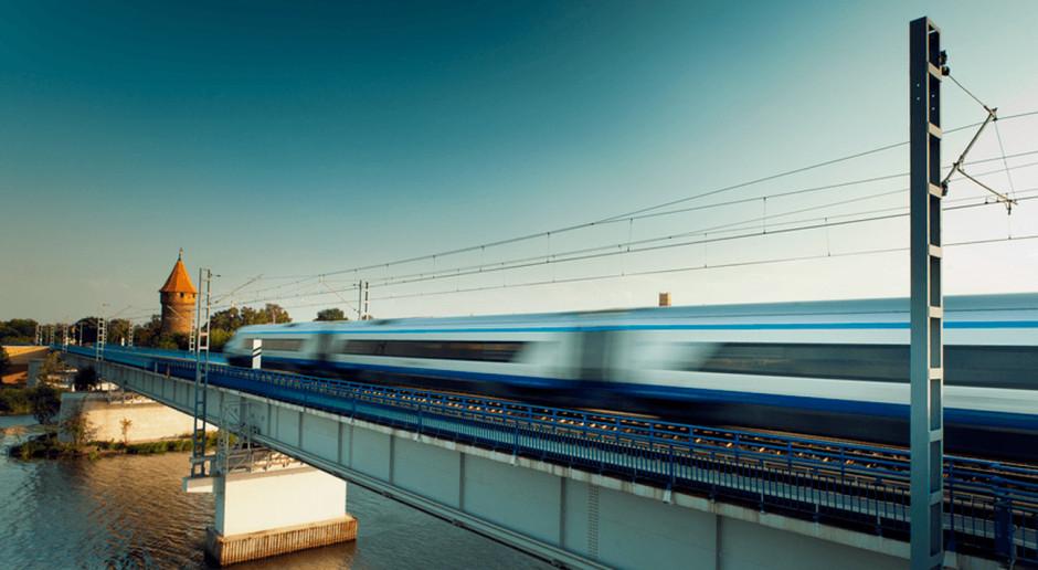Pendolino pojechało z prędkością 200 km/h na trasie Warszawa - Gdańsk